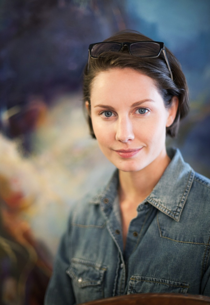 Philadelphia Artist Anna Fox Ryan